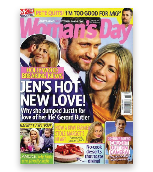 Jeunesse In The Press - Womens Day