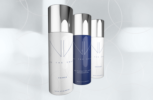 Jeunesse Global NV Foundation, Bronzer and Primer Makeup Products