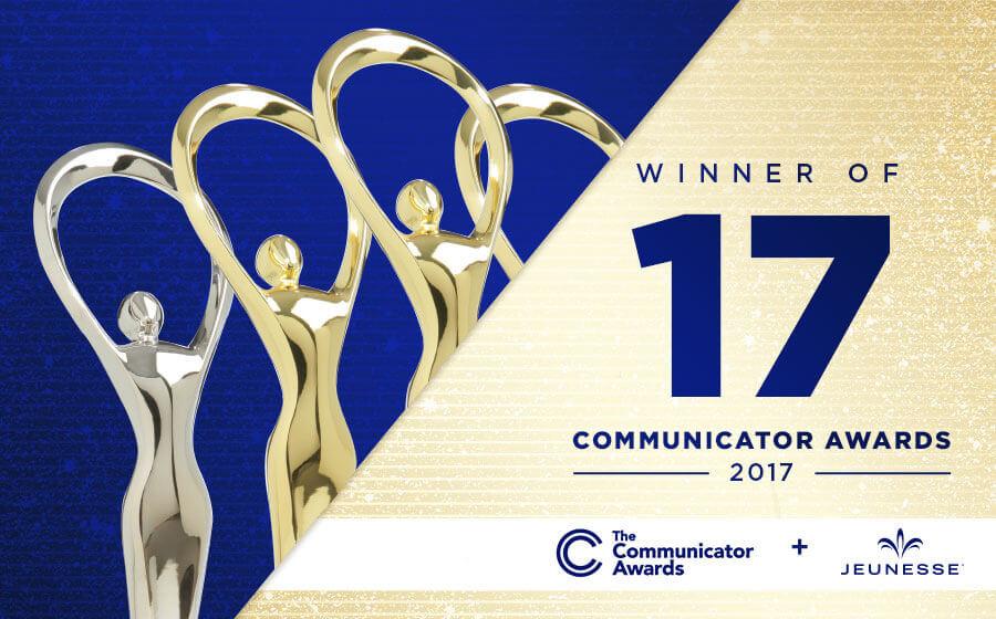 Jeunesse Global Communicator Awards